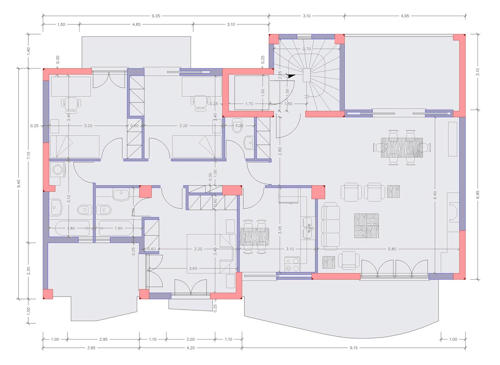 Structural Frame Elements Columns Www Buildinghow Com