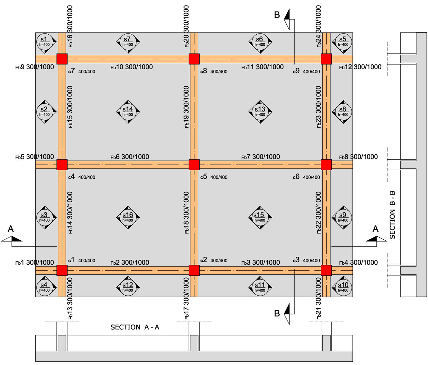 Floor Plan For 2 Storey House Raft Foundation Www Buildinghow Com